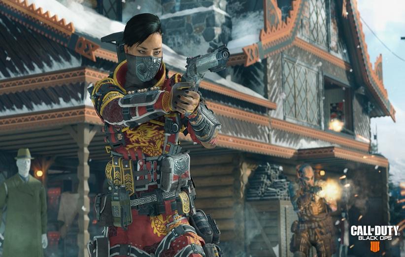 احتمالاً آپدیت بعدی بازی Call of Duty: Black Ops 4 حاوی یک Specialist جدید خواهد بود