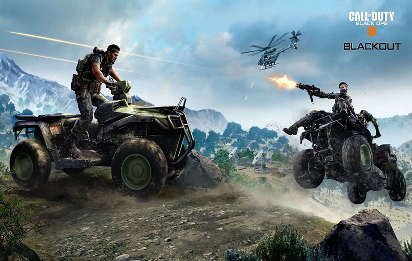 به زودی اعمال تغییرات جدیدی در نقشه حالت Blackout بازی Call of Duty: Black Ops 4