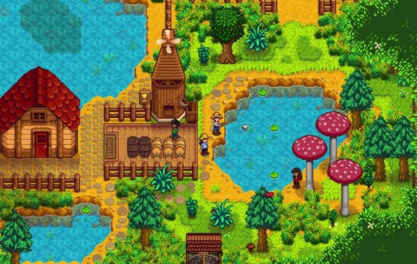 به زودی نسخهی سوئیچ بازی Stardew Valley دارای حالت بازی چندنفره خواهد شد - سرگرمی