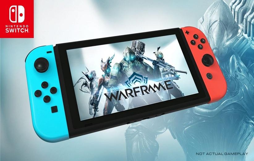 نسخه سوئیچ بازی Warframe بیش از یک میلیون بار دانلود شده است - سرگرمی