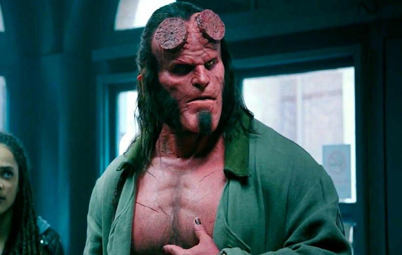 در تریلری که برای فیلم Hellboy منتشر شده است، تصاویر بینظیری از صحنههای اکشن فیلم Hellboy را میبینیم