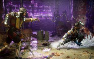 کالکتور بازی Mortal Kombat 11