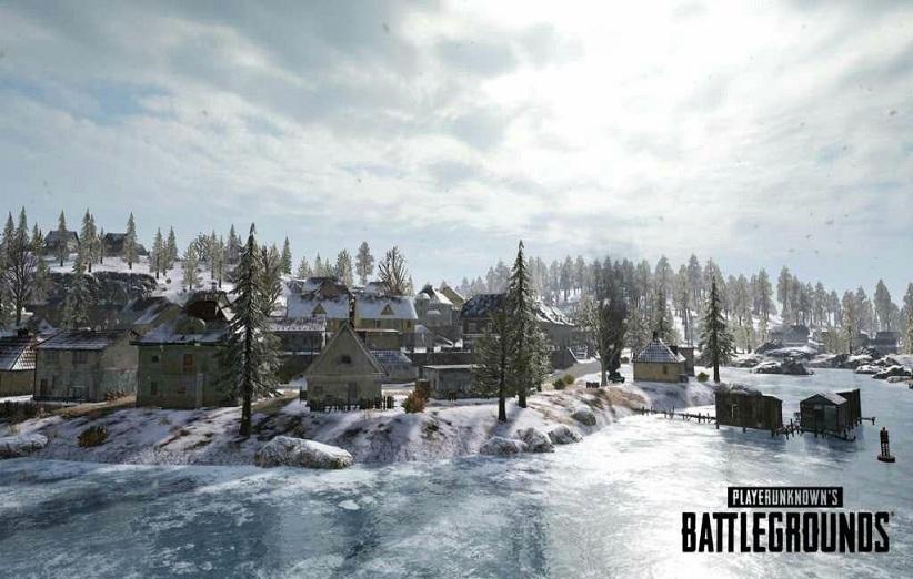 نقشهی برفی Vikendi به نسخههای کنسولی بازی PUBG اضافه شد - سرگرمی