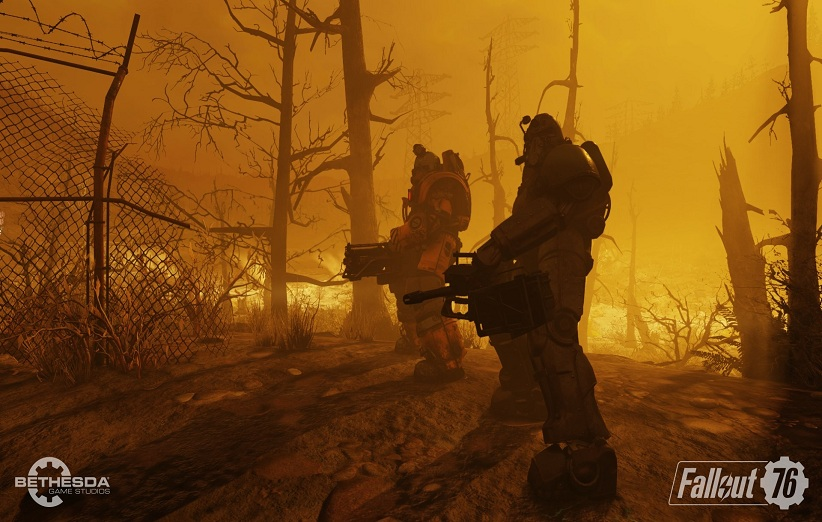 بستهی به روز رسانی بازی Fallout 76
