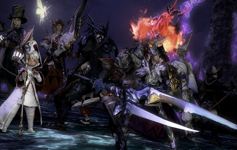 آپدیت Stormblood بازی Final Fantasy XIV