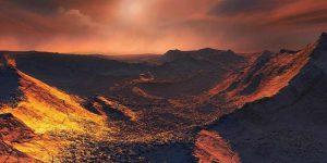 سیاره بارنارد بی، جدیدترین گزینه برای جستجوی حیات فرازمینی