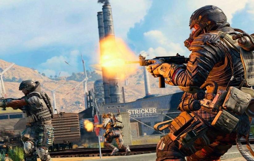 آپدیت تازه Call of Duty: Black Ops 4