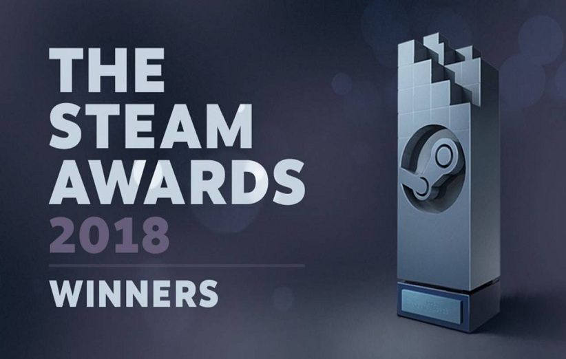 برندگان The Steam Awards 2018