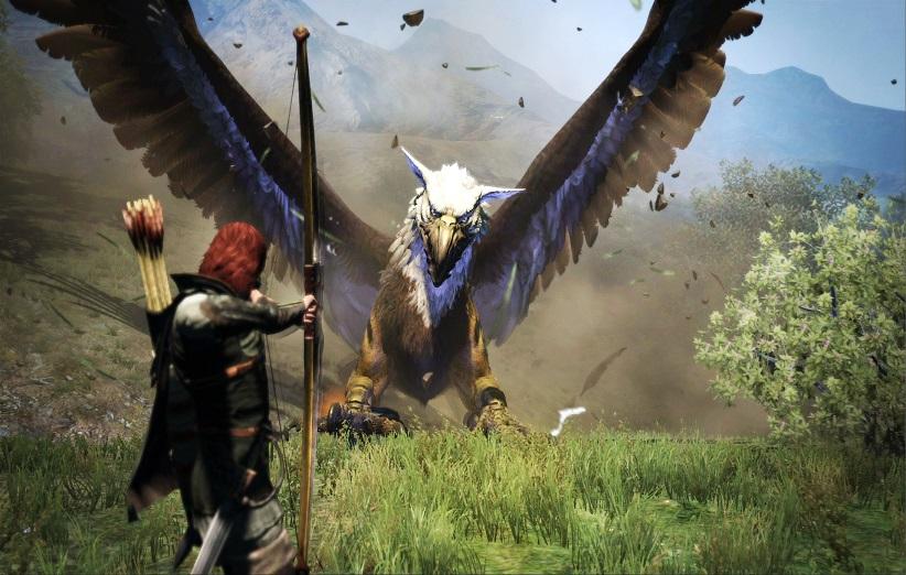 تصاویر جدید از بازی Dragon's Dogma: Dark Arisen در کنسول Nintendo Switch