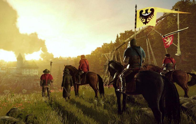 کمپانی THQ استودیوی بازی سازی Warhorse را هم خریداری کرد - سرگرمی