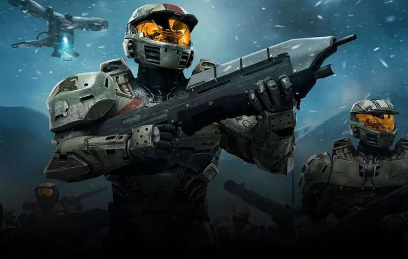 کارگردان Black Mirror پروژه ساخت سریال Halo را در دست میگیرد - سرگرمی