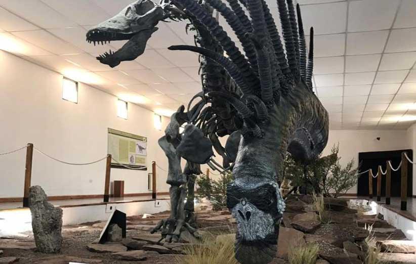کشف دایناسوری ناشناخته در آرژانتین