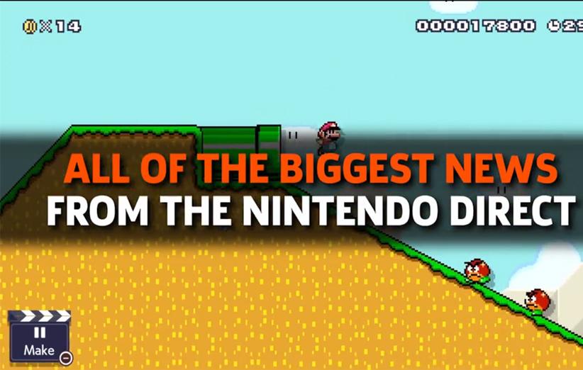 اولین رویداد Nintendo Direct 2019 در تاریخ 13 فوریه در برگزار شد