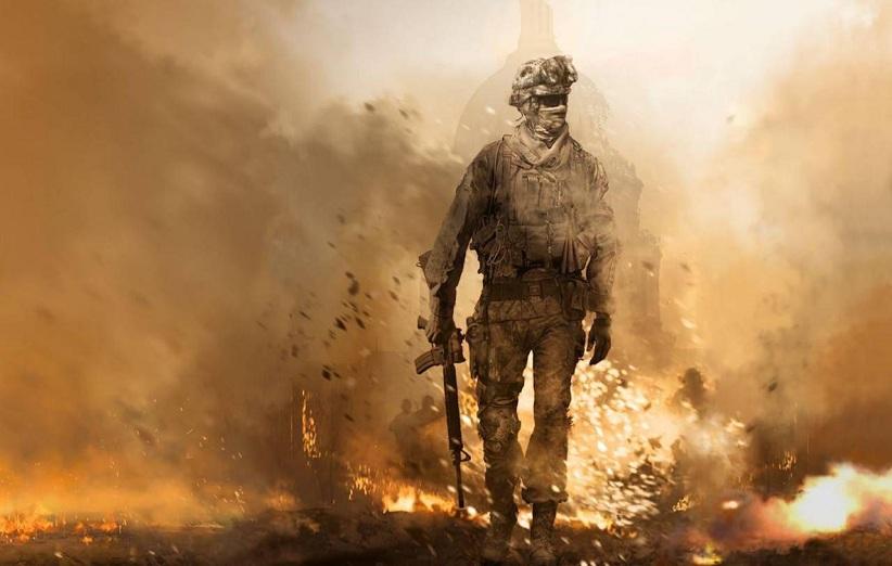 ریمستر بازی Call of Duty: Modern Warfare 2