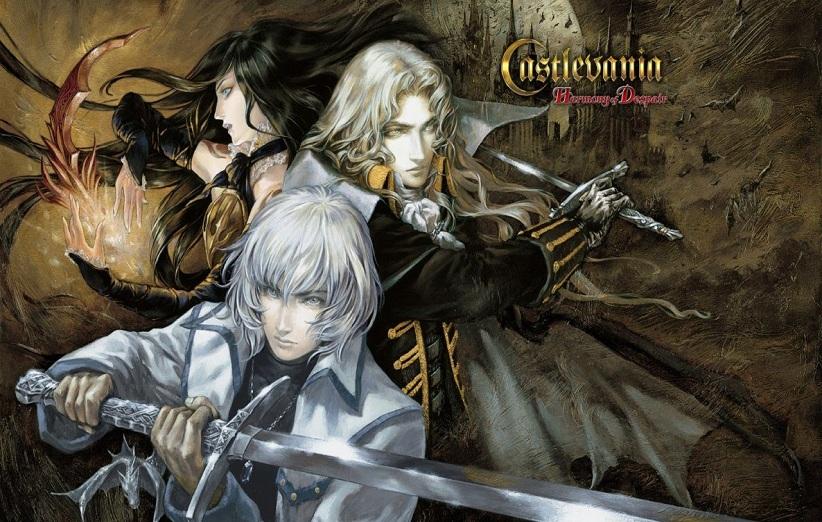 بازی Castlevania: Harmony of Despair در سرویس Backwards Compatibility