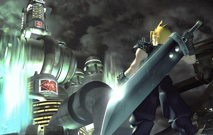 Final Fantasy VII بر روی ایکس باکس وان