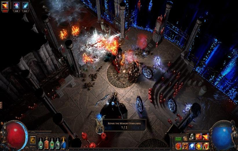 بعد از وقفههای پیدرپی سرانجام بازی Path of Exile این ماه روی PS4 منتشر خواهد شد