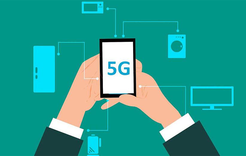 تاثیرات اینترنت 5G