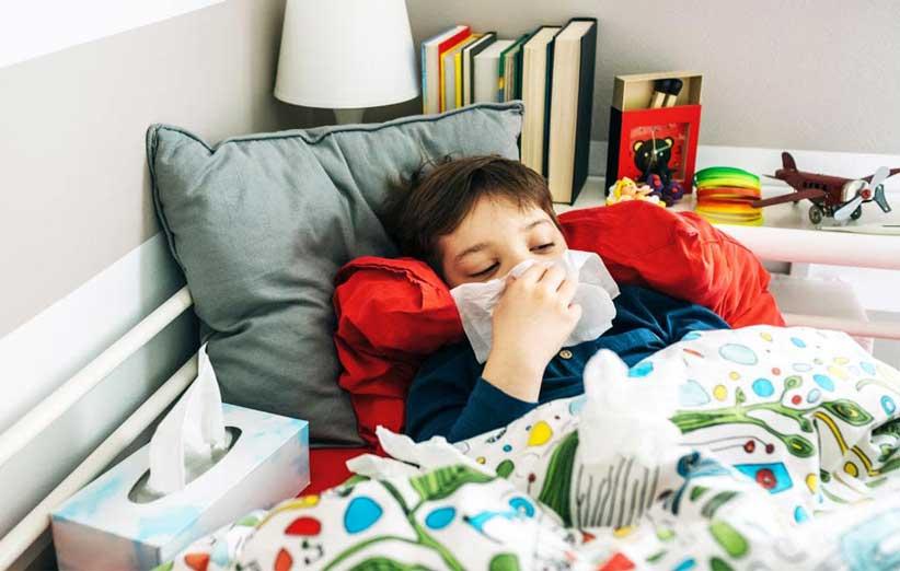 موج بعدی آنفلوانزای حاد در آمریکا در راه است