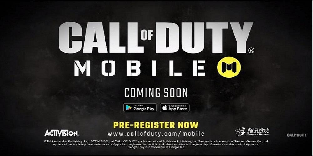 بازی Call of Duty: Mobile برای گوشیهای هوشمند معرفی شد
