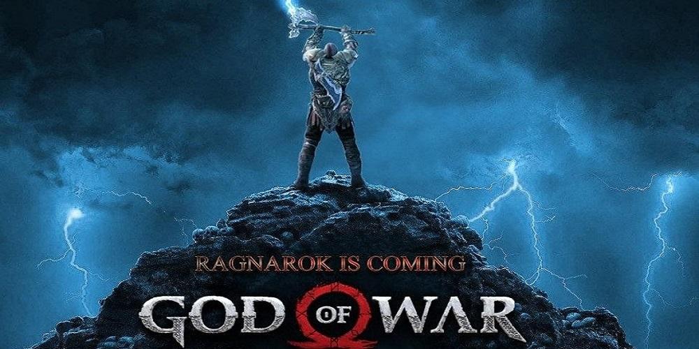 پوستر طراحی شده توسط هواداران God of War