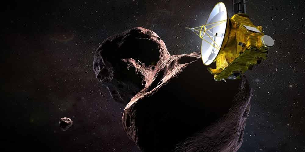 ناسا تصویر سهبعدی از جسم آلتیما ثولی منتشر کرد