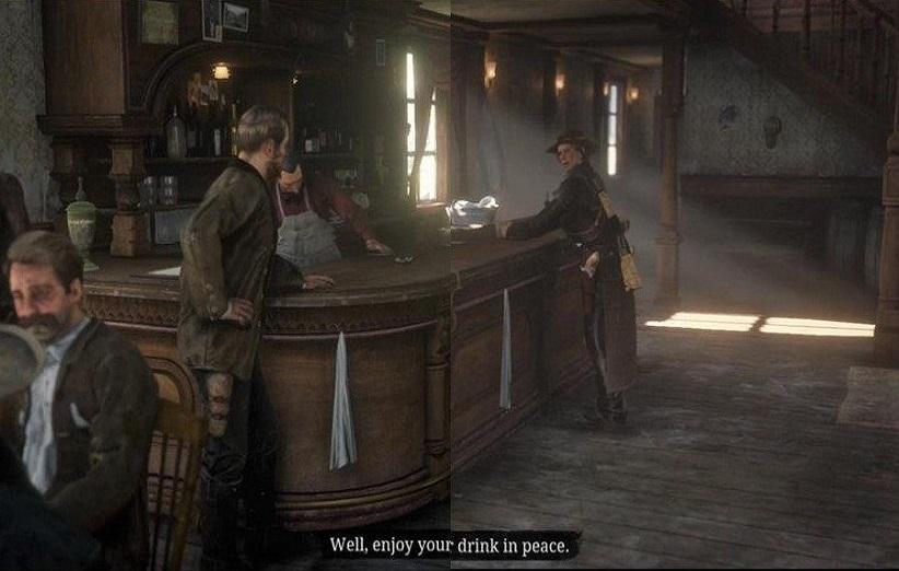 تغییرات ایجاد شده در گرافیک بازی Red Dead Redemption 2 طی بهروزرسانیها - سرگرمی