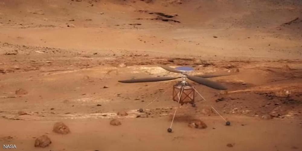 ناسا در حال آمادهسازی هلیکوپتر مریخ برای ماموریت مریخ ۲۰۲۰