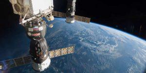 به ایستگاه فضایی بینالمللی