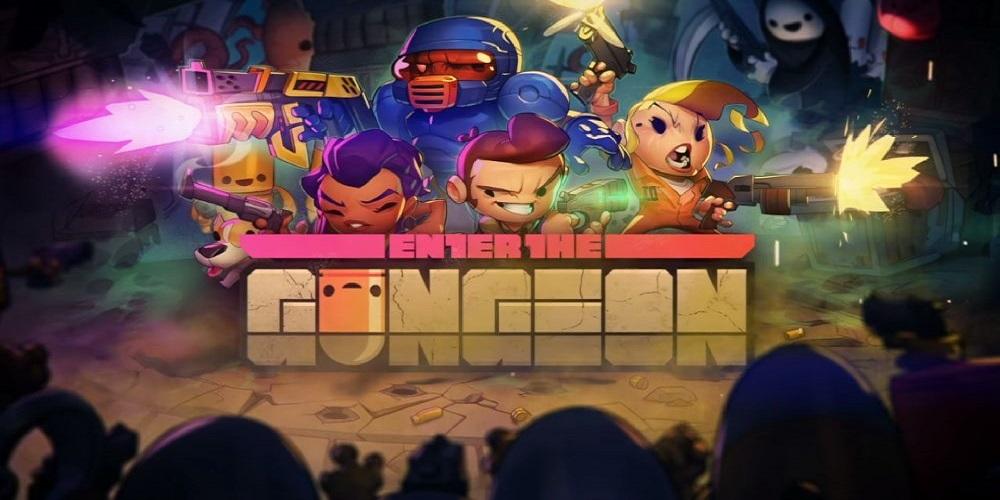 آپدیت Farewell to Arms بازی The Enter the Gungeon منتشر شد