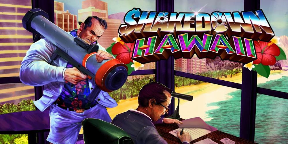 سرانجام زمان انتشار بازی Shakedown: Hawaii مشخص شد