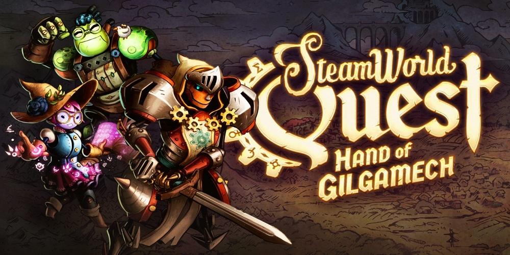 تریلر روز عرضهی بازی SteamWorld Quest: Hand of Gilgamech منتشر شد