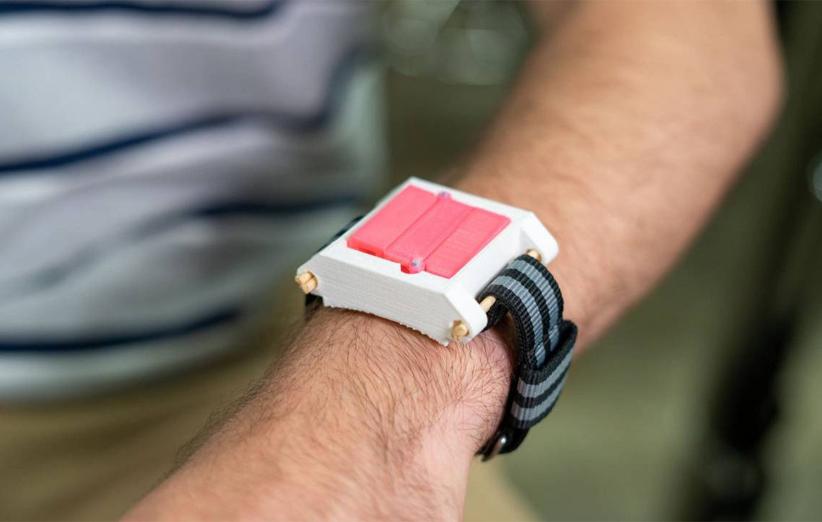 این ساعت میتواند آیندهی سرنگهای ضدآلرژی اورژانسی باشد