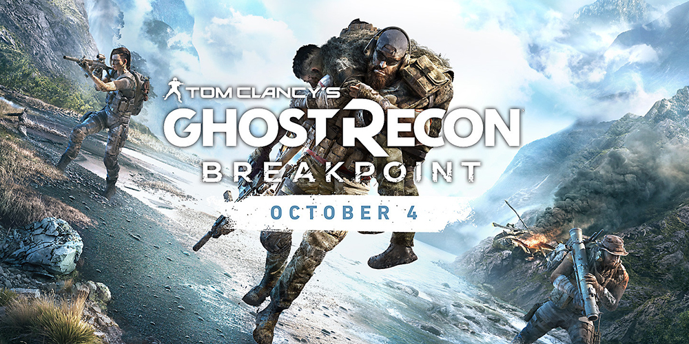 اجرای بازی Ghost Recon: Breakpoint