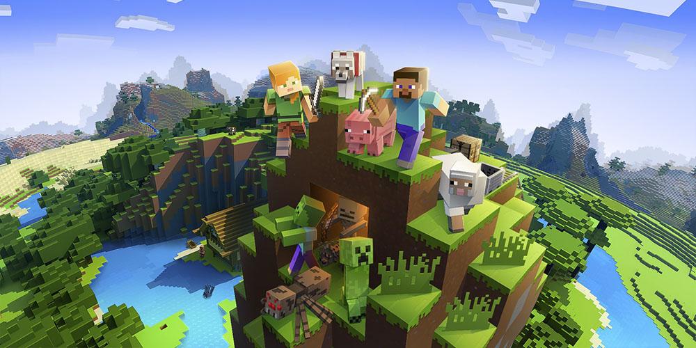 فروش بازی Minecraft