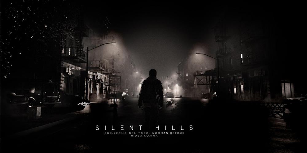 جونجی ایتو Silent Hills